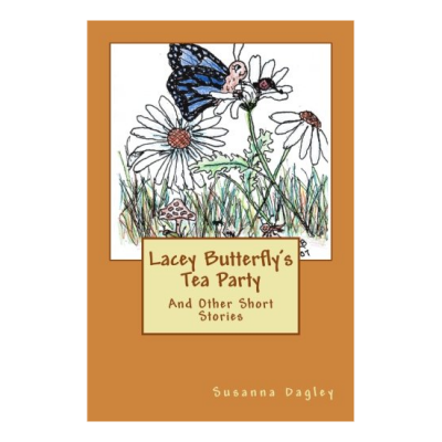 Lacey Butterfly's Tea Party