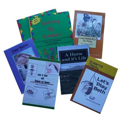 Complete Set of Dagley Books